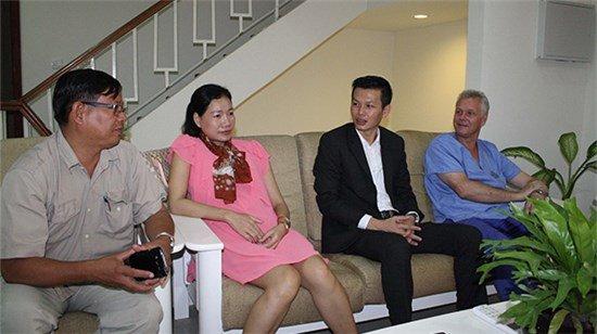 First Cambodian In-Vitro fertilization baby was born 8th June 2015