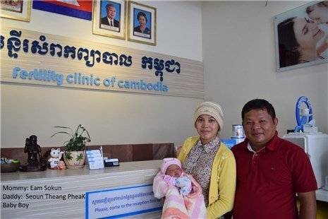 Mrs. Eam SokunandMr. Soeung Theang Pheak